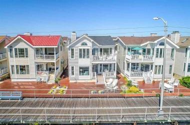 1740 Boardwalk, Ocean City, New Jersey 08226, 3 Bedrooms Bedrooms, ,3 BathroomsBathrooms,Condo,For Sale,Boardwalk,10989