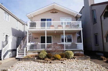 5105 West, Ocean City, New Jersey 08226, 3 Bedrooms Bedrooms, ,2 BathroomsBathrooms,Condo,For Sale,West,11316