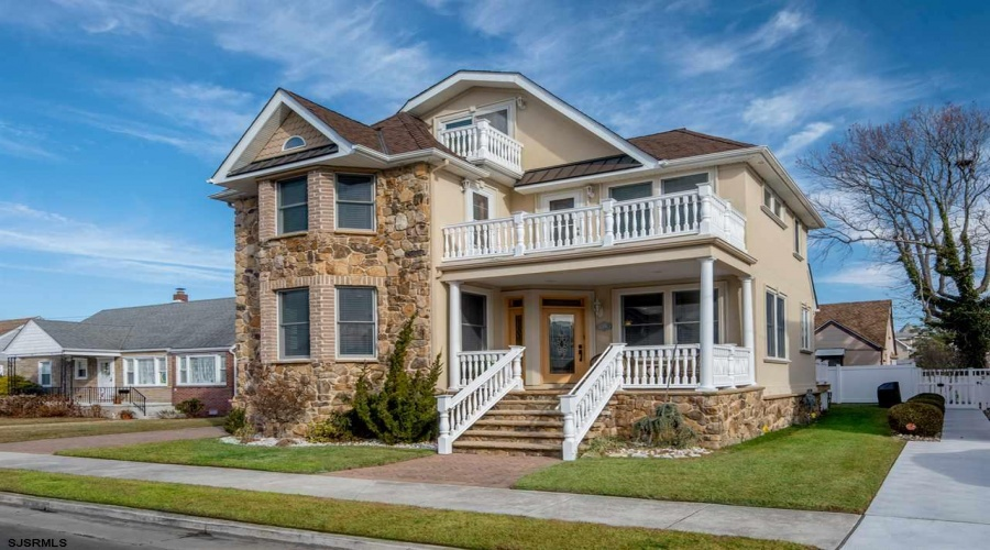 15 35th, Longport, New Jersey 08403, 5 Bedrooms Bedrooms, ,4 BathroomsBathrooms,Single Family,For Sale,35th,2007