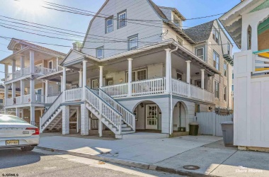 708 Plymouth, Ocean City, New Jersey 08226, ,Duplex,For Sale,Plymouth,13180