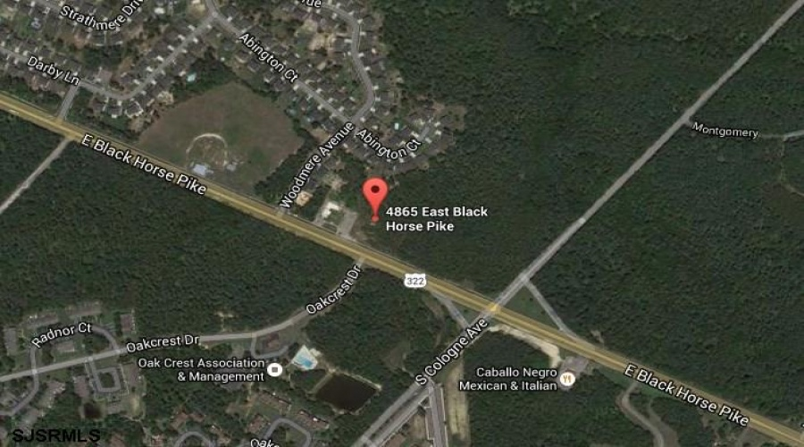 4865 Black Horse, Mays Landing, New Jersey 08330, ,For Sale,Black Horse,13337