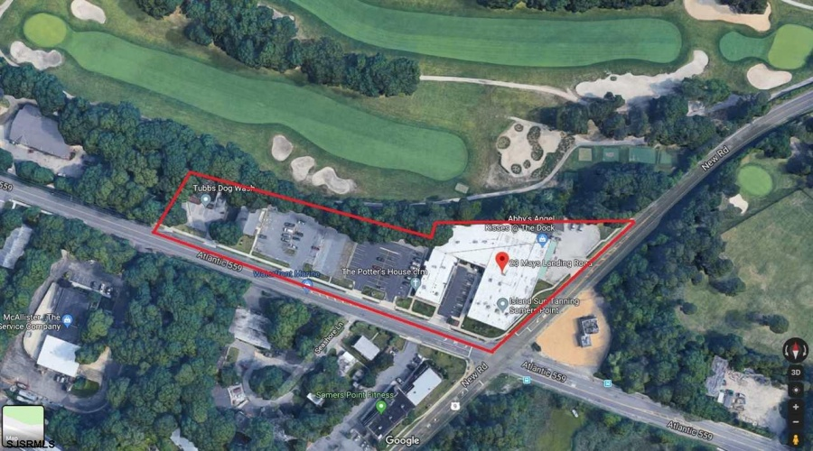 23-31 Mays Landing Road, Somers Point, New Jersey 08244, ,1+ To 5 Acres,For Sale,Mays Landing Road,13429