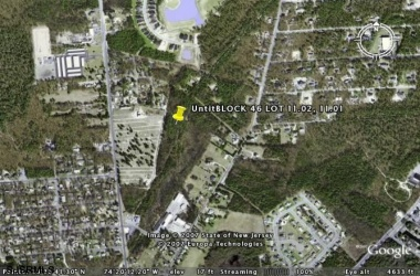 Block 46 Lots 11.01-11.02-11.03-15.01, Tuckerton Borough, New Jersey 08087, ,10+ To 20 Acres,For Sale,Lots 11.01-11.02-11.03-15.01,13432