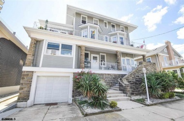 102 Jackson, Ventnor, New Jersey 08406, ,Triplex,For Sale,Jackson,13482
