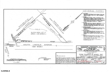 Lincoln Ave, Vineland, New Jersey 08361, ,1+ To 5 Acres,For Sale,Lincoln Ave,13793