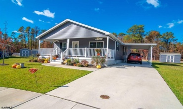 2110 Longport Ave, Egg Harbor Township, New Jersey 08234, 3 Bedrooms Bedrooms, ,2 BathroomsBathrooms,Mobile Home W/o Land,For Sale,Longport Ave,13816