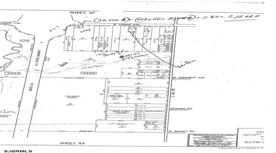2229 Landis Ave Ave, Vineland, New Jersey 08361, ,10+ To 20 Acres,For Sale,Landis Ave Ave,13842