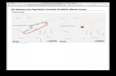 422 Delaware Ave, Egg Harbor Township, New Jersey 08234, ,10+ To 20 Acres,For Sale,Delaware Ave,13915