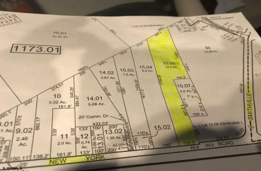 55 NEW YORK ROAD, Galloway Township, New Jersey 08205, ,10+ To 20 Acres,For Sale,NEW YORK ROAD,14146