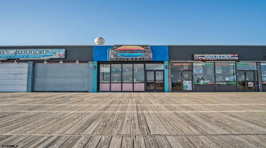 1214 Boardwalk, Ocean City, New Jersey 08226, ,1 BathroomBathrooms,For Sale,Boardwalk,14161