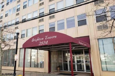2834 Atlantic, Atlantic City, New Jersey 08401, 1 Bedroom Bedrooms, ,1 BathroomBathrooms,Condo,For Sale,Atlantic,14262