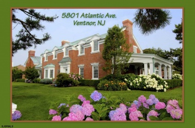5801 Atlantic, Ventnor, New Jersey 08406, 5 Bedrooms Bedrooms, ,4 BathroomsBathrooms,Single Family,For Sale,Atlantic,14435