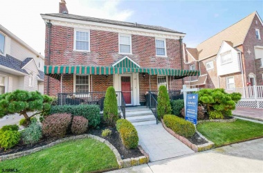 104 Baltimore, Ventnor, New Jersey 08406, 3 Bedrooms Bedrooms, ,2 BathroomsBathrooms,Single Family,For Sale,Baltimore,14437