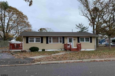 324 Atlantic, Somers Point, New Jersey 08244, 3 Bedrooms Bedrooms, ,1 BathroomBathrooms,Single Family,For Sale,Atlantic,14630