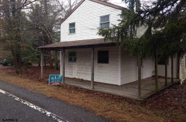 1347 Route 542, Green Bank, New Jersey 08215, 2 Bedrooms Bedrooms, ,1 BathroomBathrooms,Single Family,For Sale,Route 542,15032