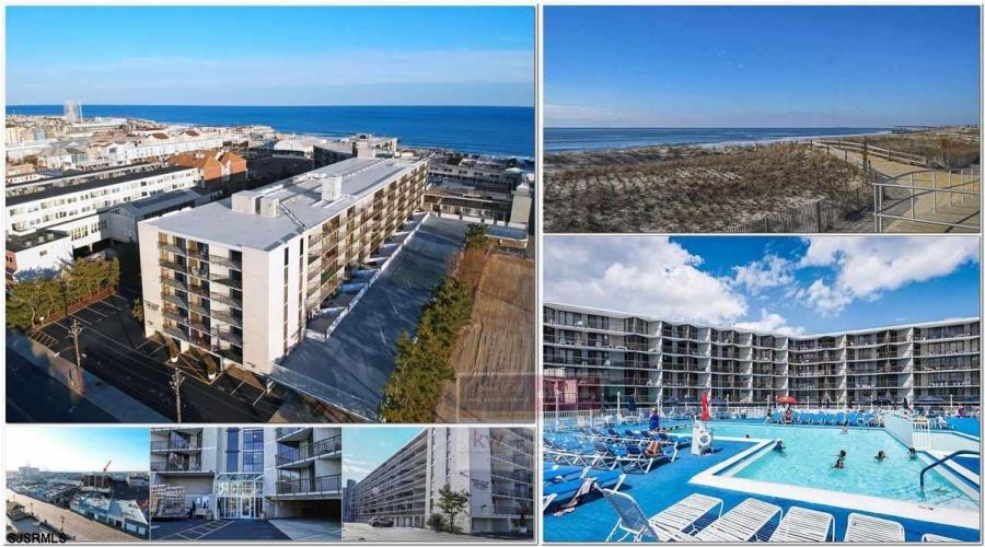 935 Ocean Ave, Ocean City, New Jersey 08226, 2 Bedrooms Bedrooms, ,2 BathroomsBathrooms,Condo,For Sale,Ocean Ave,15388