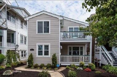 809 Second, Ocean City, New Jersey 08226, 3 Bedrooms Bedrooms, ,2 BathroomsBathrooms,Condo,For Sale,Second,15464