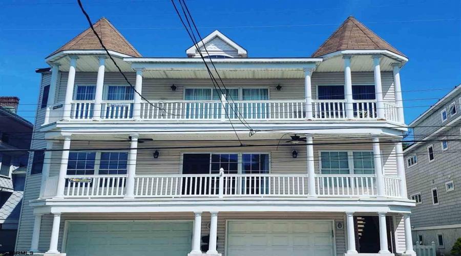 807 Plymouth, Ocean City, New Jersey 08226, 5 Bedrooms Bedrooms, ,3 BathroomsBathrooms,Condo,For Sale,Plymouth,15470