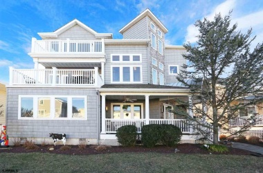 402 31st Street South, Brigantine, New Jersey 08203, 5 Bedrooms Bedrooms, ,6 BathroomsBathrooms,Single Family,For Sale,31st Street South,15767