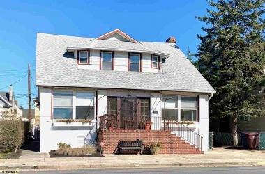 9 Sacramento, Ventnor, New Jersey 08406, 4 Bedrooms Bedrooms, ,2 BathroomsBathrooms,Single Family,For Sale,Sacramento,15793