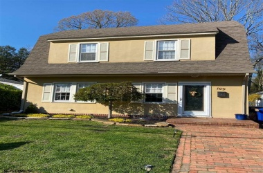 109 Rosedale, Northfield, New Jersey 08225, 2 Bedrooms Bedrooms, ,1 BathroomBathrooms,Single Family,For Sale,Rosedale,15894