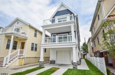 117 Adams, Margate, New Jersey 08402, 4 Bedrooms Bedrooms, ,3 BathroomsBathrooms,Single Family,For Sale,Adams,16133