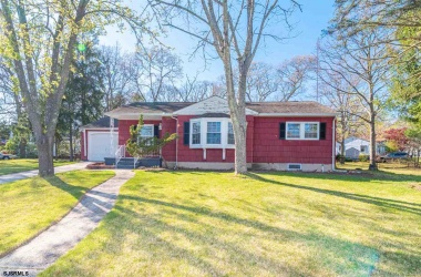 300 Coolidge, Absecon, New Jersey 08201, 4 Bedrooms Bedrooms, ,2 BathroomsBathrooms,Single Family,For Sale,Coolidge,16403