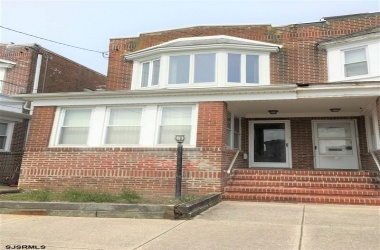 115 Raleigh Ave, Atlantic City, New Jersey 08401, 3 Bedrooms Bedrooms, ,1 BathroomBathrooms,Single Family,For Sale,Raleigh Ave,16404