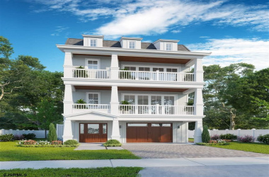 17 Barclay, Margate, New Jersey 08402, 5 Bedrooms Bedrooms, ,4 BathroomsBathrooms,Single Family,For Sale,Barclay,16415