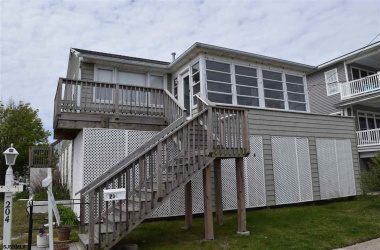 204 31st, Ocean City, New Jersey 08226, 3 Bedrooms Bedrooms, ,1 BathroomBathrooms,Single Family,For Sale,31st,16417