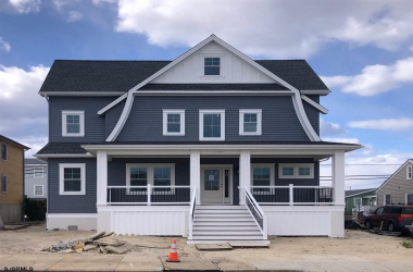 1850 West, Ocean City, New Jersey 08226, 5 Bedrooms Bedrooms, ,4 BathroomsBathrooms,Single Family,For Sale,West,16420