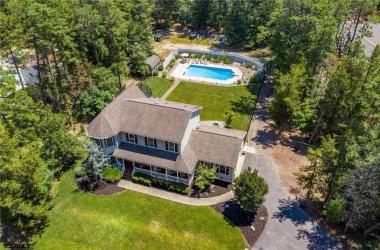70 Greenbush, New Gretna, New Jersey 08224, 4 Bedrooms Bedrooms, ,2 BathroomsBathrooms,Single Family,For Sale,Greenbush,16422
