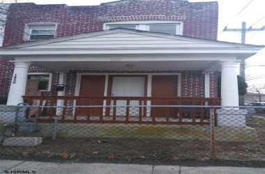 1930 Grant, Atlantic City, New Jersey 08401, 3 Bedrooms Bedrooms, ,1 BathroomBathrooms,Single Family,For Sale,Grant,16430