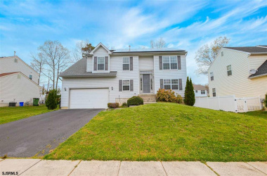 4 Covered Bridge Ct, Egg Harbor Township, New Jersey 08234, 3 Bedrooms Bedrooms, ,3 BathroomsBathrooms,Single Family,For Sale,Covered Bridge Ct,16433