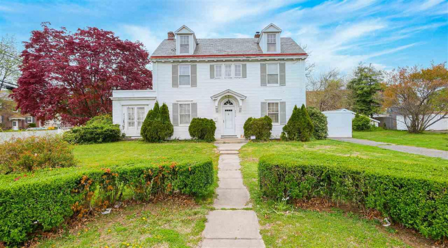 2410 Liberty St, Trenton, New Jersey 08629, 4 Bedrooms Bedrooms, ,2 BathroomsBathrooms,Single Family,For Sale,Liberty St,16486
