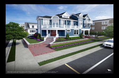 103 24th, Longport, New Jersey 08403, 5 Bedrooms Bedrooms, ,5 BathroomsBathrooms,Single Family,For Sale,24th,2981