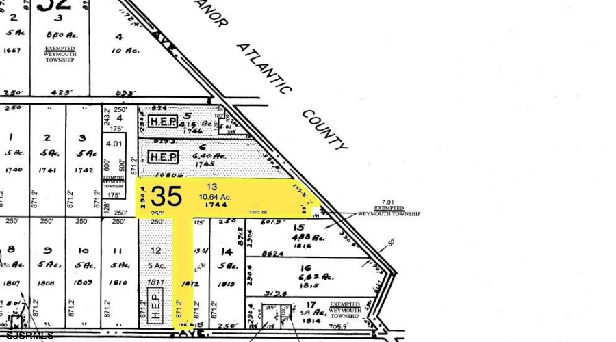 1008-A 10th, Estell Manor, New Jersey 08317, ,10+ To 20 Acres,For Sale,10th,3929