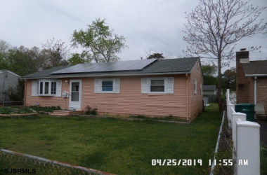 6307 Knight Avenue, Mays Landing, New Jersey 08330, 3 Bedrooms Bedrooms, ,1 BathroomBathrooms,Single Family,For Sale,Knight Avenue,3968