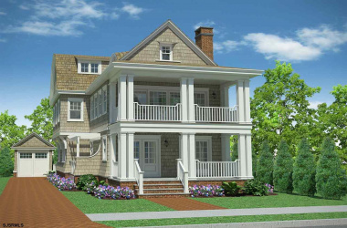 418 Waverly, Ocean City, New Jersey 08226, 5 Bedrooms Bedrooms, ,4 BathroomsBathrooms,Single Family,For Sale,Waverly,4425
