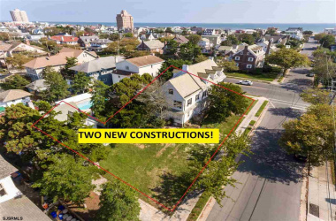 1 Cornwall, Ventnor, New Jersey 08406, 5 Bedrooms Bedrooms, ,4 BathroomsBathrooms,Single Family,For Sale,Cornwall,5537