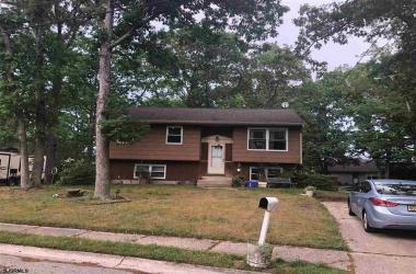 241 Saint Joseph St, Egg Harbor City, New Jersey 08215, 4 Bedrooms Bedrooms, ,2 BathroomsBathrooms,Single Family,For Sale,Saint Joseph St,5654