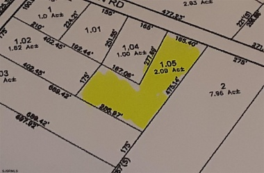391 Main, Vineland, New Jersey 08360, ,1+ To 5 Acres,For Sale,Main,9233