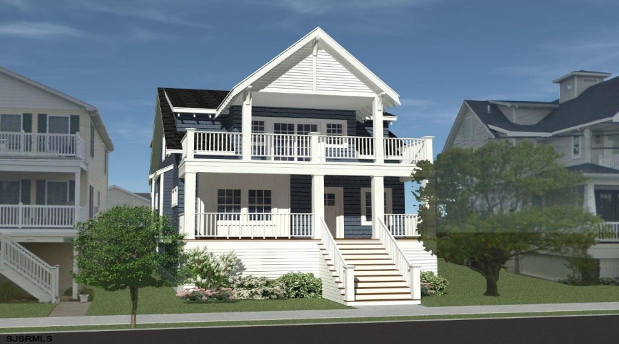 3540 West Ave, Ocean City, New Jersey 08226, 5 Bedrooms Bedrooms, ,4 BathroomsBathrooms,Single Family,For Sale,West Ave,1797